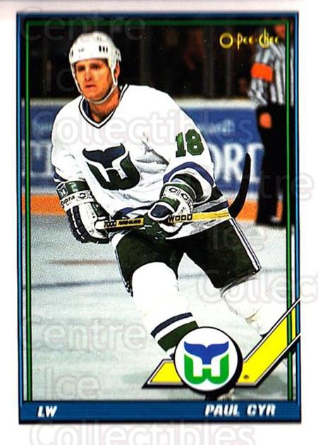 1991-92 O-Pee-Chee #73 Paul Cyr<br/>2 In Stock - $1.00 each - <a href=https://centericecollectibles.foxycart.com/cart?name=1991-92%20O-Pee-Chee%20%2373%20Paul%20Cyr...&quantity_max=2&price=$1.00&code=254040 class=foxycart> Buy it now! </a>