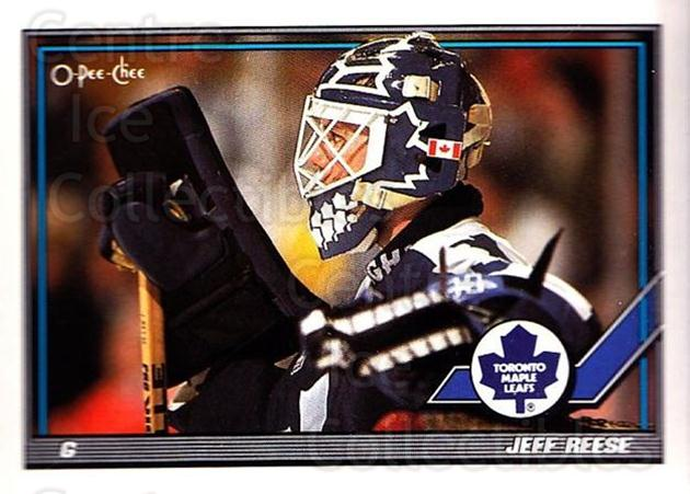 1991-92 O-Pee-Chee #81 Jeff Reese<br/>5 In Stock - $1.00 each - <a href=https://centericecollectibles.foxycart.com/cart?name=1991-92%20O-Pee-Chee%20%2381%20Jeff%20Reese...&quantity_max=5&price=$1.00&code=254048 class=foxycart> Buy it now! </a>