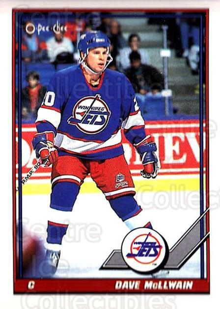 1991-92 O-Pee-Chee #95 Dave McLlwain<br/>4 In Stock - $1.00 each - <a href=https://centericecollectibles.foxycart.com/cart?name=1991-92%20O-Pee-Chee%20%2395%20Dave%20McLlwain...&quantity_max=4&price=$1.00&code=254062 class=foxycart> Buy it now! </a>