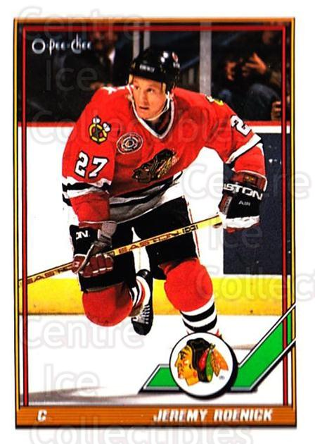 1991-92 O-Pee-Chee #106 Jeremy Roenick<br/>3 In Stock - $1.00 each - <a href=https://centericecollectibles.foxycart.com/cart?name=1991-92%20O-Pee-Chee%20%23106%20Jeremy%20Roenick...&quantity_max=3&price=$1.00&code=254073 class=foxycart> Buy it now! </a>