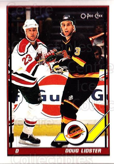 1991-92 O-Pee-Chee #179 Doug Lidster<br/>5 In Stock - $1.00 each - <a href=https://centericecollectibles.foxycart.com/cart?name=1991-92%20O-Pee-Chee%20%23179%20Doug%20Lidster...&quantity_max=5&price=$1.00&code=254146 class=foxycart> Buy it now! </a>