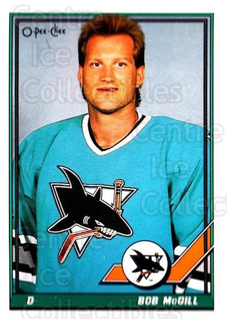 1991-92 O-Pee-Chee #216 Bob McGill<br/>5 In Stock - $1.00 each - <a href=https://centericecollectibles.foxycart.com/cart?name=1991-92%20O-Pee-Chee%20%23216%20Bob%20McGill...&quantity_max=5&price=$1.00&code=254183 class=foxycart> Buy it now! </a>