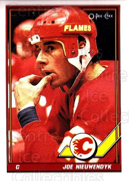 1991-92 O-Pee-Chee #223 Joe Nieuwendyk<br/>5 In Stock - $1.00 each - <a href=https://centericecollectibles.foxycart.com/cart?name=1991-92%20O-Pee-Chee%20%23223%20Joe%20Nieuwendyk...&quantity_max=5&price=$1.00&code=254190 class=foxycart> Buy it now! </a>