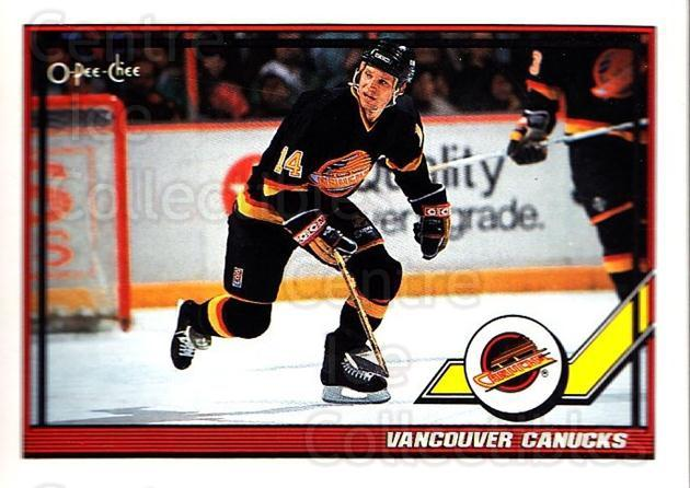 1991-92 O-Pee-Chee #242 Vancouver Canucks<br/>5 In Stock - $1.00 each - <a href=https://centericecollectibles.foxycart.com/cart?name=1991-92%20O-Pee-Chee%20%23242%20Vancouver%20Canuc...&quantity_max=5&price=$1.00&code=254209 class=foxycart> Buy it now! </a>