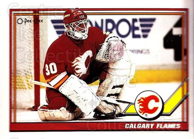 1991-92 O-Pee-Chee #247 Calgary Flames<br/>5 In Stock - $1.00 each - <a href=https://centericecollectibles.foxycart.com/cart?name=1991-92%20O-Pee-Chee%20%23247%20Calgary%20Flames...&quantity_max=5&price=$1.00&code=254214 class=foxycart> Buy it now! </a>