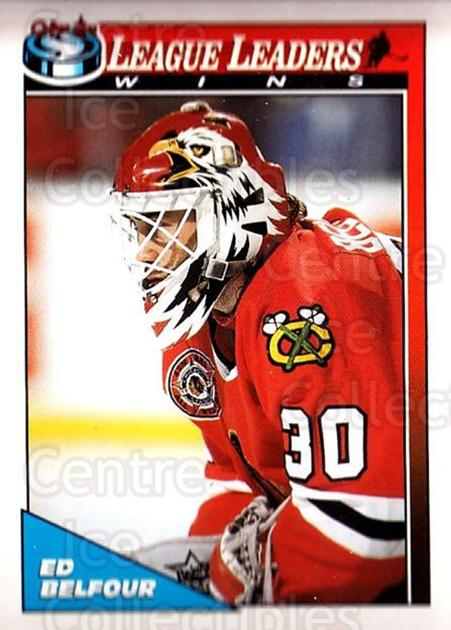 1991-92 O-Pee-Chee #271 Ed Belfour<br/>3 In Stock - $1.00 each - <a href=https://centericecollectibles.foxycart.com/cart?name=1991-92%20O-Pee-Chee%20%23271%20Ed%20Belfour...&quantity_max=3&price=$1.00&code=254238 class=foxycart> Buy it now! </a>