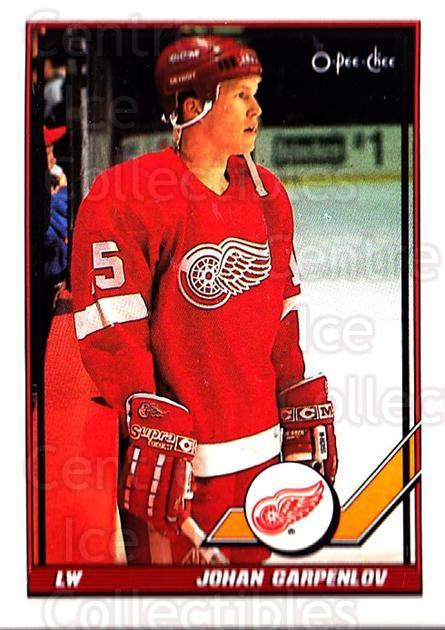 1991-92 O-Pee-Chee #278 Johan Garpenlov<br/>5 In Stock - $1.00 each - <a href=https://centericecollectibles.foxycart.com/cart?name=1991-92%20O-Pee-Chee%20%23278%20Johan%20Garpenlov...&quantity_max=5&price=$1.00&code=254245 class=foxycart> Buy it now! </a>