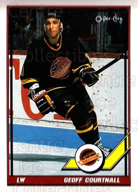 1991-92 O-Pee-Chee #305 Geoff Courtnall<br/>6 In Stock - $1.00 each - <a href=https://centericecollectibles.foxycart.com/cart?name=1991-92%20O-Pee-Chee%20%23305%20Geoff%20Courtnall...&quantity_max=6&price=$1.00&code=254272 class=foxycart> Buy it now! </a>