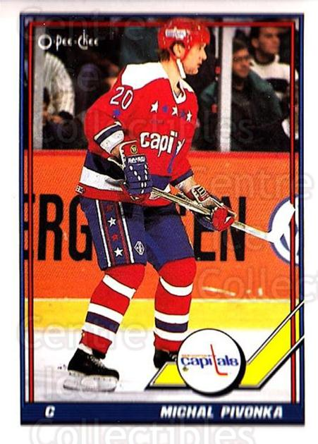 1991-92 O-Pee-Chee #327 Michal Pivonka<br/>5 In Stock - $1.00 each - <a href=https://centericecollectibles.foxycart.com/cart?name=1991-92%20O-Pee-Chee%20%23327%20Michal%20Pivonka...&quantity_max=5&price=$1.00&code=254294 class=foxycart> Buy it now! </a>