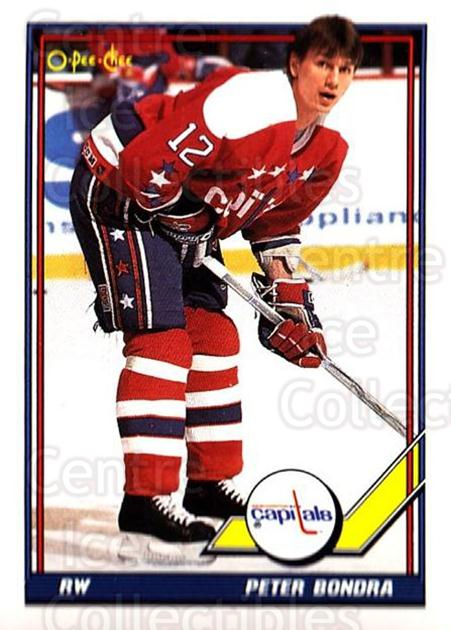 1991-92 O-Pee-Chee #362 Peter Bondra<br/>6 In Stock - $1.00 each - <a href=https://centericecollectibles.foxycart.com/cart?name=1991-92%20O-Pee-Chee%20%23362%20Peter%20Bondra...&quantity_max=6&price=$1.00&code=254329 class=foxycart> Buy it now! </a>