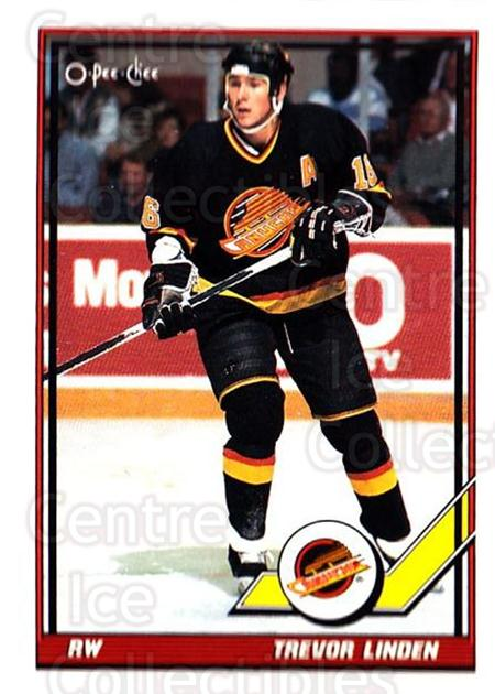 1991-92 O-Pee-Chee #364 Trevor Linden<br/>4 In Stock - $1.00 each - <a href=https://centericecollectibles.foxycart.com/cart?name=1991-92%20O-Pee-Chee%20%23364%20Trevor%20Linden...&quantity_max=4&price=$1.00&code=254331 class=foxycart> Buy it now! </a>