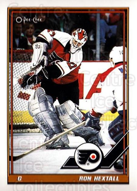 1991-92 O-Pee-Chee #470 Ron Hextall<br/>6 In Stock - $1.00 each - <a href=https://centericecollectibles.foxycart.com/cart?name=1991-92%20O-Pee-Chee%20%23470%20Ron%20Hextall...&quantity_max=6&price=$1.00&code=254437 class=foxycart> Buy it now! </a>