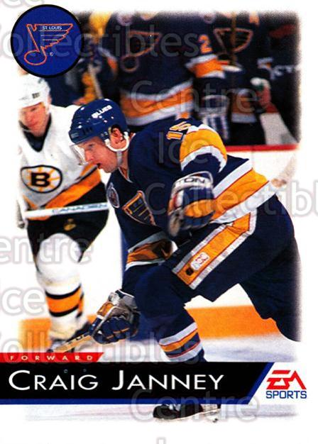 1994 EA Sports #123 Craig Janney<br/>6 In Stock - $1.00 each - <a href=https://centericecollectibles.foxycart.com/cart?name=1994%20EA%20Sports%20%23123%20Craig%20Janney...&quantity_max=6&price=$1.00&code=2544 class=foxycart> Buy it now! </a>