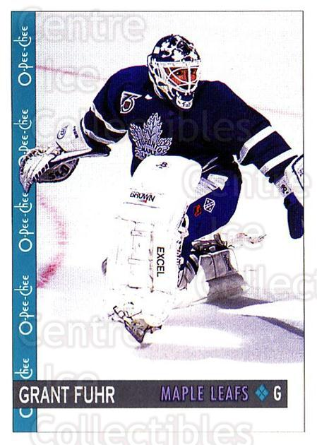 1992-93 O-Pee-Chee #31 Grant Fuhr<br/>5 In Stock - $1.00 each - <a href=https://centericecollectibles.foxycart.com/cart?name=1992-93%20O-Pee-Chee%20%2331%20Grant%20Fuhr...&quantity_max=5&price=$1.00&code=254526 class=foxycart> Buy it now! </a>