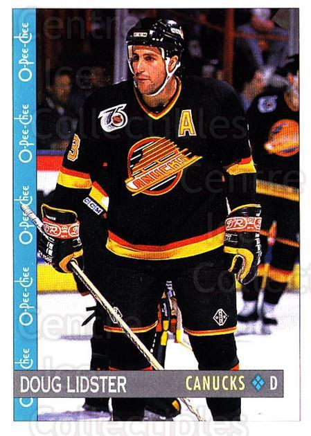 1992-93 O-Pee-Chee #51 Doug Lidster<br/>6 In Stock - $1.00 each - <a href=https://centericecollectibles.foxycart.com/cart?name=1992-93%20O-Pee-Chee%20%2351%20Doug%20Lidster...&quantity_max=6&price=$1.00&code=254546 class=foxycart> Buy it now! </a>