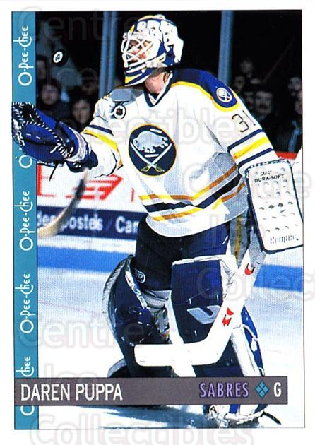 1992-93 O-Pee-Chee #53 Daren Puppa<br/>4 In Stock - $1.00 each - <a href=https://centericecollectibles.foxycart.com/cart?name=1992-93%20O-Pee-Chee%20%2353%20Daren%20Puppa...&quantity_max=4&price=$1.00&code=254548 class=foxycart> Buy it now! </a>