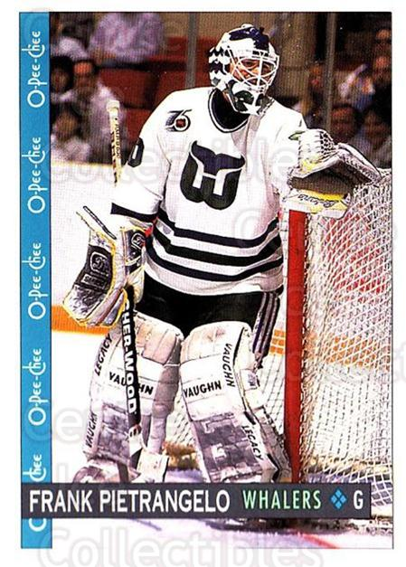 1992-93 O-Pee-Chee #115 Frank Pietrangelo<br/>3 In Stock - $1.00 each - <a href=https://centericecollectibles.foxycart.com/cart?name=1992-93%20O-Pee-Chee%20%23115%20Frank%20Pietrange...&quantity_max=3&price=$1.00&code=254610 class=foxycart> Buy it now! </a>