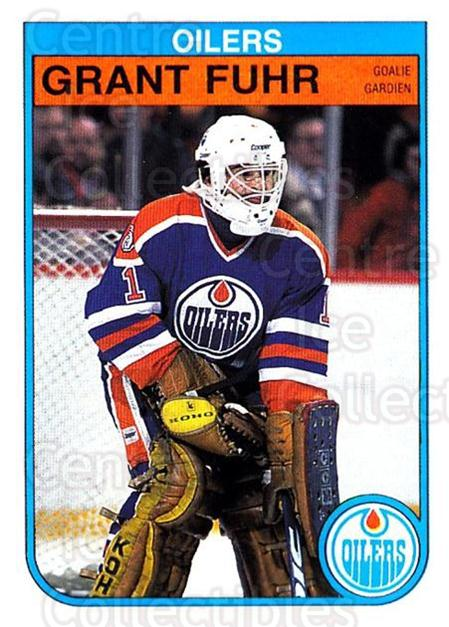 1992-93 O-Pee-Chee #119 Grant Fuhr<br/>4 In Stock - $1.00 each - <a href=https://centericecollectibles.foxycart.com/cart?name=1992-93%20O-Pee-Chee%20%23119%20Grant%20Fuhr...&quantity_max=4&price=$1.00&code=254614 class=foxycart> Buy it now! </a>
