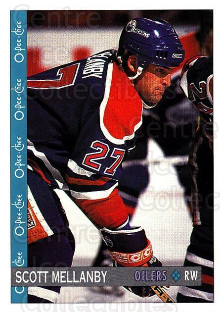 1992-93 O-Pee-Chee #140 Scott Mellanby<br/>5 In Stock - $1.00 each - <a href=https://centericecollectibles.foxycart.com/cart?name=1992-93%20O-Pee-Chee%20%23140%20Scott%20Mellanby...&quantity_max=5&price=$1.00&code=254635 class=foxycart> Buy it now! </a>