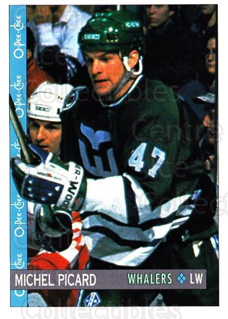 1992-93 O-Pee-Chee #179 Michel Picard<br/>3 In Stock - $1.00 each - <a href=https://centericecollectibles.foxycart.com/cart?name=1992-93%20O-Pee-Chee%20%23179%20Michel%20Picard...&quantity_max=3&price=$1.00&code=254674 class=foxycart> Buy it now! </a>