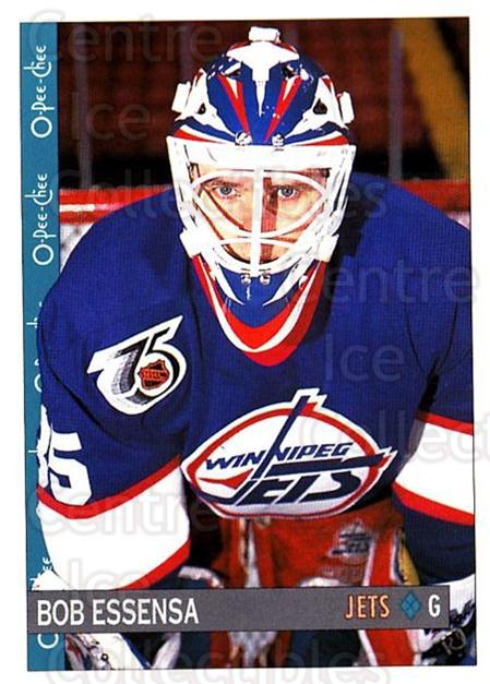 1992-93 O-Pee-Chee #226 Bob Essensa<br/>6 In Stock - $1.00 each - <a href=https://centericecollectibles.foxycart.com/cart?name=1992-93%20O-Pee-Chee%20%23226%20Bob%20Essensa...&quantity_max=6&price=$1.00&code=254721 class=foxycart> Buy it now! </a>