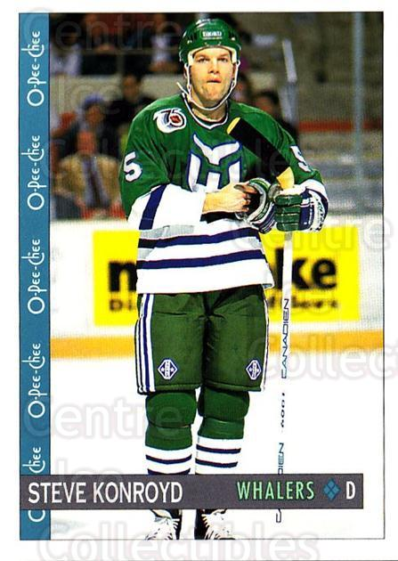 1992-93 O-Pee-Chee #238 Steve Konroyd<br/>6 In Stock - $1.00 each - <a href=https://centericecollectibles.foxycart.com/cart?name=1992-93%20O-Pee-Chee%20%23238%20Steve%20Konroyd...&quantity_max=6&price=$1.00&code=254733 class=foxycart> Buy it now! </a>