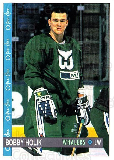 1992-93 O-Pee-Chee #254 Bobby Holik<br/>5 In Stock - $1.00 each - <a href=https://centericecollectibles.foxycart.com/cart?name=1992-93%20O-Pee-Chee%20%23254%20Bobby%20Holik...&quantity_max=5&price=$1.00&code=254749 class=foxycart> Buy it now! </a>