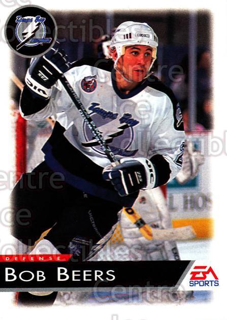 1994 EA Sports #127 Bob Beers<br/>6 In Stock - $1.00 each - <a href=https://centericecollectibles.foxycart.com/cart?name=1994%20EA%20Sports%20%23127%20Bob%20Beers...&quantity_max=6&price=$1.00&code=2547 class=foxycart> Buy it now! </a>