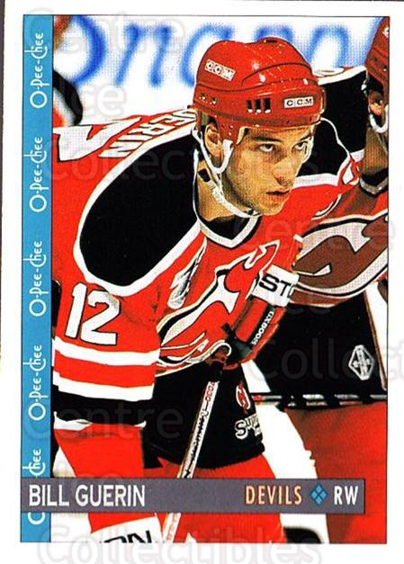 1992-93 O-Pee-Chee #308 Bill Guerin<br/>5 In Stock - $1.00 each - <a href=https://centericecollectibles.foxycart.com/cart?name=1992-93%20O-Pee-Chee%20%23308%20Bill%20Guerin...&quantity_max=5&price=$1.00&code=254803 class=foxycart> Buy it now! </a>