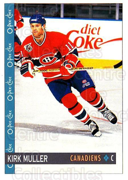 1992-93 O-Pee-Chee #327 Kirk Muller<br/>3 In Stock - $1.00 each - <a href=https://centericecollectibles.foxycart.com/cart?name=1992-93%20O-Pee-Chee%20%23327%20Kirk%20Muller...&quantity_max=3&price=$1.00&code=254822 class=foxycart> Buy it now! </a>