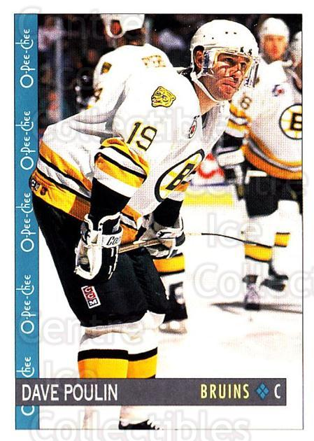1992-93 O-Pee-Chee #367 Dave Poulin<br/>6 In Stock - $1.00 each - <a href=https://centericecollectibles.foxycart.com/cart?name=1992-93%20O-Pee-Chee%20%23367%20Dave%20Poulin...&quantity_max=6&price=$1.00&code=254862 class=foxycart> Buy it now! </a>