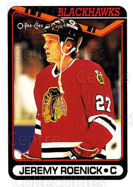 1992-93 O-Pee-Chee #383 Jeremy Roenick<br/>5 In Stock - $1.00 each - <a href=https://centericecollectibles.foxycart.com/cart?name=1992-93%20O-Pee-Chee%20%23383%20Jeremy%20Roenick...&quantity_max=5&price=$1.00&code=254878 class=foxycart> Buy it now! </a>
