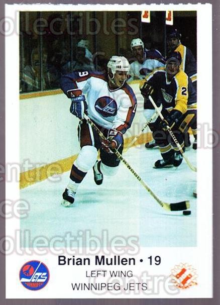1985-86 Winnipeg Jets Police #14 Brian Mullen<br/>1 In Stock - $3.00 each - <a href=https://centericecollectibles.foxycart.com/cart?name=1985-86%20Winnipeg%20Jets%20Police%20%2314%20Brian%20Mullen...&quantity_max=1&price=$3.00&code=25492 class=foxycart> Buy it now! </a>