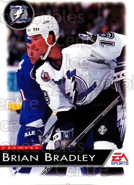 1994 EA Sports #129 Brian Bradley<br/>6 In Stock - $1.00 each - <a href=https://centericecollectibles.foxycart.com/cart?name=1994%20EA%20Sports%20%23129%20Brian%20Bradley...&quantity_max=6&price=$1.00&code=2549 class=foxycart> Buy it now! </a>