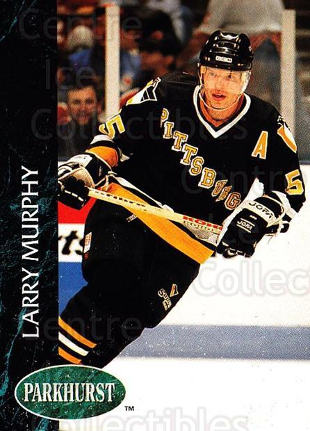 1992-93 Parkhurst #137 Larry Murphy<br/>4 In Stock - $1.00 each - <a href=https://centericecollectibles.foxycart.com/cart?name=1992-93%20Parkhurst%20%23137%20Larry%20Murphy...&quantity_max=4&price=$1.00&code=255028 class=foxycart> Buy it now! </a>