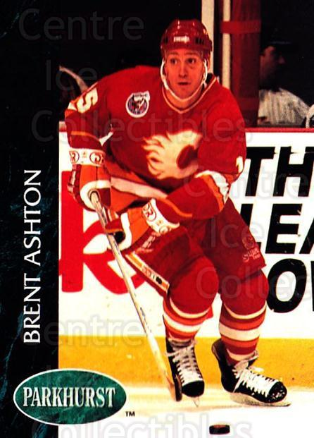 1992-93 Parkhurst #258 Brent Ashton<br/>5 In Stock - $1.00 each - <a href=https://centericecollectibles.foxycart.com/cart?name=1992-93%20Parkhurst%20%23258%20Brent%20Ashton...&quantity_max=5&price=$1.00&code=255149 class=foxycart> Buy it now! </a>