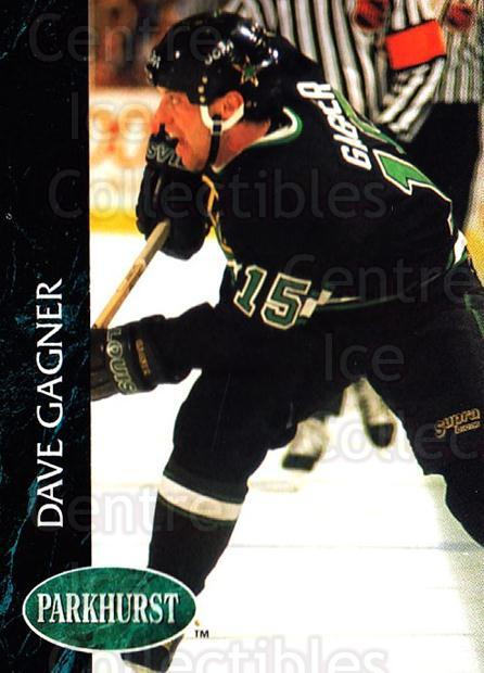 1992-93 Parkhurst #311 Dave Gagner<br/>5 In Stock - $1.00 each - <a href=https://centericecollectibles.foxycart.com/cart?name=1992-93%20Parkhurst%20%23311%20Dave%20Gagner...&quantity_max=5&price=$1.00&code=255202 class=foxycart> Buy it now! </a>