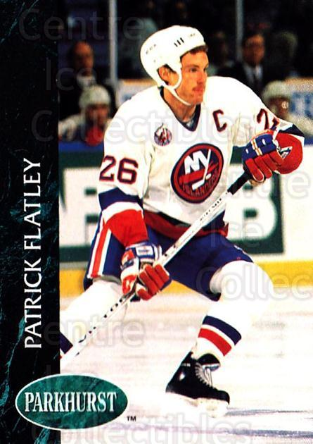 1992-93 Parkhurst #342 Patrick Flatley<br/>5 In Stock - $1.00 each - <a href=https://centericecollectibles.foxycart.com/cart?name=1992-93%20Parkhurst%20%23342%20Patrick%20Flatley...&quantity_max=5&price=$1.00&code=255233 class=foxycart> Buy it now! </a>