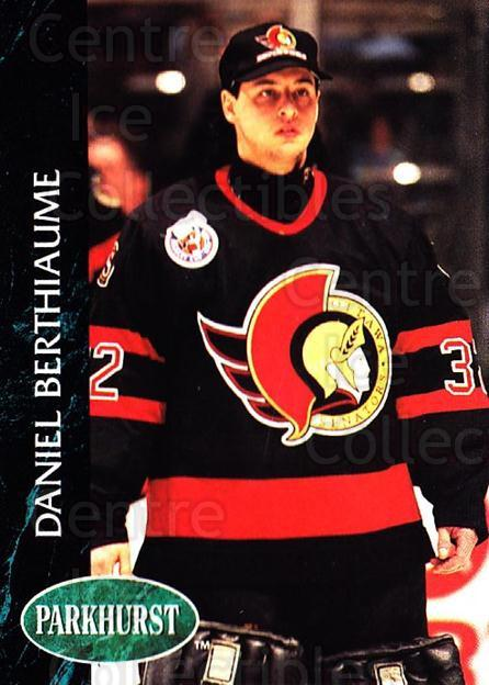 1992-93 Parkhurst #359 Daniel Berthiaume<br/>4 In Stock - $1.00 each - <a href=https://centericecollectibles.foxycart.com/cart?name=1992-93%20Parkhurst%20%23359%20Daniel%20Berthiau...&quantity_max=4&price=$1.00&code=255250 class=foxycart> Buy it now! </a>