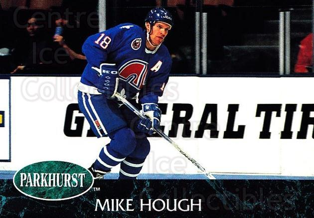 1992-93 Parkhurst #380 Mike Hough<br/>5 In Stock - $1.00 each - <a href=https://centericecollectibles.foxycart.com/cart?name=1992-93%20Parkhurst%20%23380%20Mike%20Hough...&quantity_max=5&price=$1.00&code=255271 class=foxycart> Buy it now! </a>