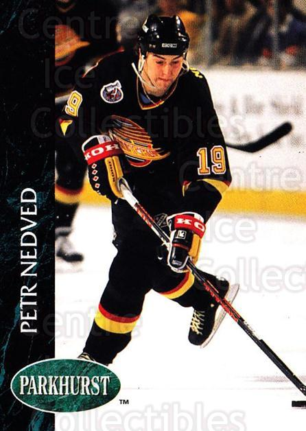 1992-93 Parkhurst #418 Petr Nedved<br/>5 In Stock - $1.00 each - <a href=https://centericecollectibles.foxycart.com/cart?name=1992-93%20Parkhurst%20%23418%20Petr%20Nedved...&quantity_max=5&price=$1.00&code=255309 class=foxycart> Buy it now! </a>