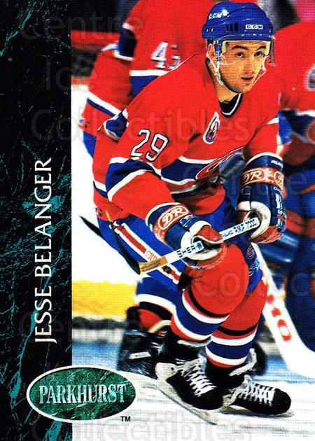 1992-93 Parkhurst #488 Jesse Belanger<br/>2 In Stock - $1.00 each - <a href=https://centericecollectibles.foxycart.com/cart?name=1992-93%20Parkhurst%20%23488%20Jesse%20Belanger...&quantity_max=2&price=$1.00&code=255379 class=foxycart> Buy it now! </a>