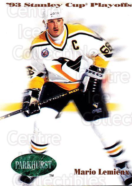 1992-93 Parkhurst #498 Mario Lemieux<br/>3 In Stock - $3.00 each - <a href=https://centericecollectibles.foxycart.com/cart?name=1992-93%20Parkhurst%20%23498%20Mario%20Lemieux...&price=$3.00&code=255389 class=foxycart> Buy it now! </a>