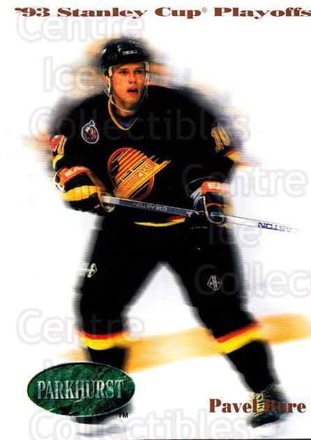 1992-93 Parkhurst #506 Pavel Bure<br/>2 In Stock - $2.00 each - <a href=https://centericecollectibles.foxycart.com/cart?name=1992-93%20Parkhurst%20%23506%20Pavel%20Bure...&quantity_max=2&price=$2.00&code=255397 class=foxycart> Buy it now! </a>