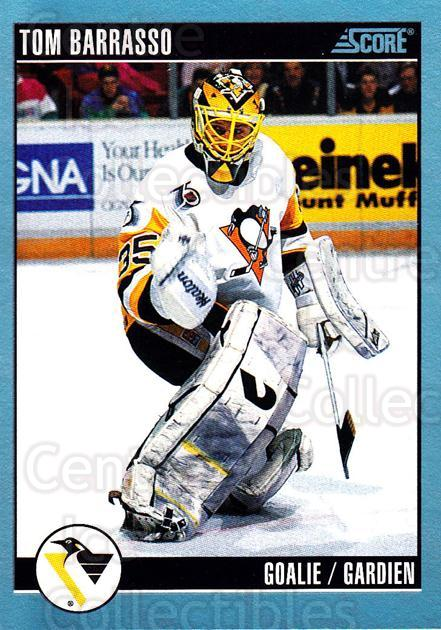 1992-93 Score Canadian #70 Tom Barrasso<br/>5 In Stock - $1.00 each - <a href=https://centericecollectibles.foxycart.com/cart?name=1992-93%20Score%20Canadian%20%2370%20Tom%20Barrasso...&price=$1.00&code=255471 class=foxycart> Buy it now! </a>