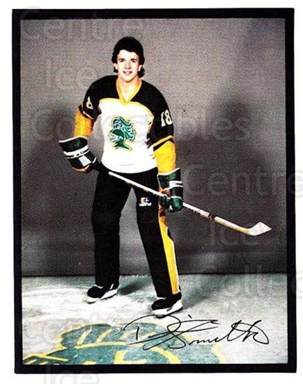 1985-86 London Knights #12 Darin Smith<br/>5 In Stock - $3.00 each - <a href=https://centericecollectibles.foxycart.com/cart?name=1985-86%20London%20Knights%20%2312%20Darin%20Smith...&quantity_max=5&price=$3.00&code=25567 class=foxycart> Buy it now! </a>
