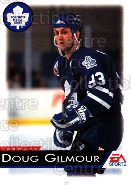1994 EA Sports #135 Doug Gilmour<br/>3 In Stock - $1.00 each - <a href=https://centericecollectibles.foxycart.com/cart?name=1994%20EA%20Sports%20%23135%20Doug%20Gilmour...&quantity_max=3&price=$1.00&code=2556 class=foxycart> Buy it now! </a>