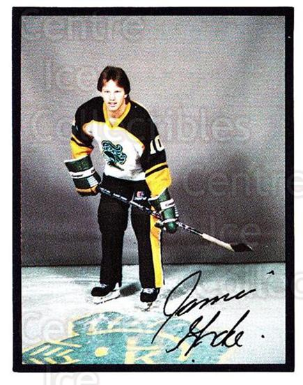 1985-86 London Knights #20 Jamie Groke<br/>6 In Stock - $3.00 each - <a href=https://centericecollectibles.foxycart.com/cart?name=1985-86%20London%20Knights%20%2320%20Jamie%20Groke...&price=$3.00&code=25576 class=foxycart> Buy it now! </a>