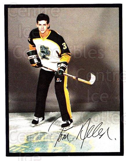 1985-86 London Knights #23 Tom Allen<br/>2 In Stock - $3.00 each - <a href=https://centericecollectibles.foxycart.com/cart?name=1985-86%20London%20Knights%20%2323%20Tom%20Allen...&quantity_max=2&price=$3.00&code=25579 class=foxycart> Buy it now! </a>