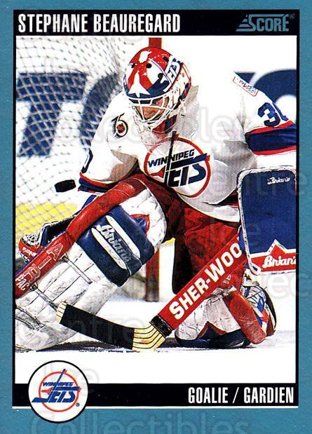 1992-93 Score Canadian #402 Stephane Beauregard<br/>6 In Stock - $1.00 each - <a href=https://centericecollectibles.foxycart.com/cart?name=1992-93%20Score%20Canadian%20%23402%20Stephane%20Beaure...&quantity_max=6&price=$1.00&code=255803 class=foxycart> Buy it now! </a>